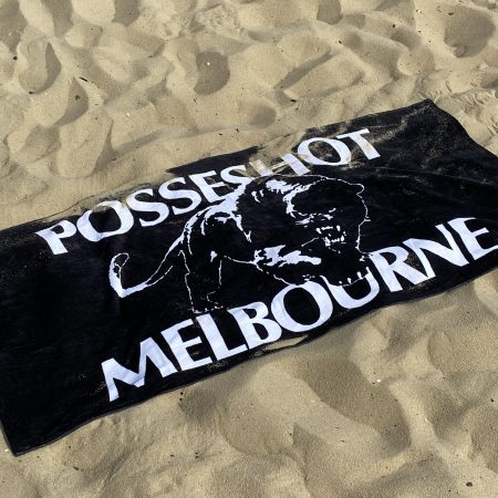 Posseshot Summer Beach Towel