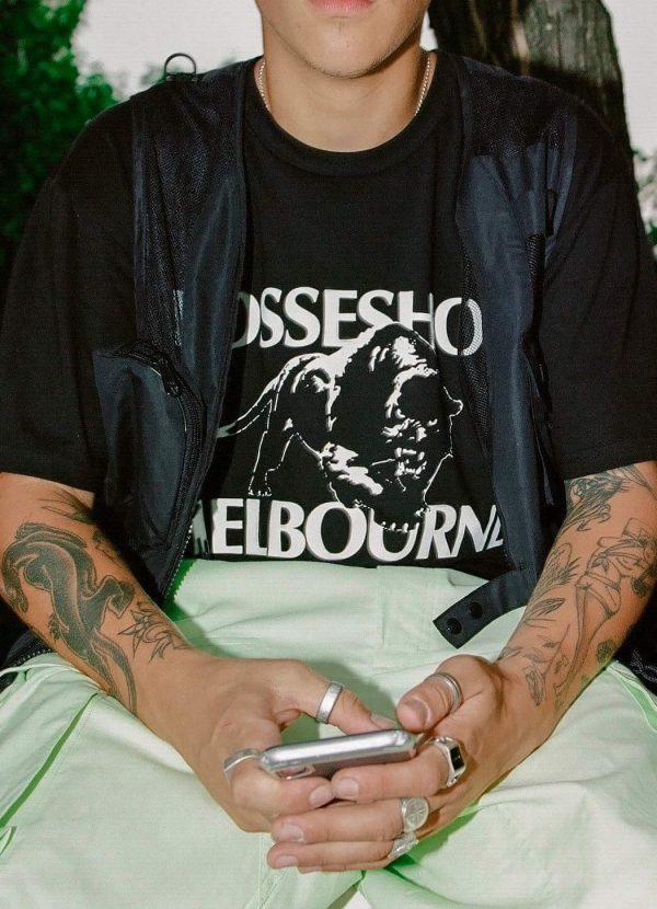 POSSESHOT MELBOURNE STREET FASHION